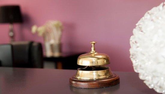 Armony Hotel : Réception