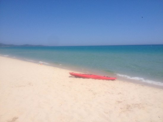 Piscina Rei : Spiaggia