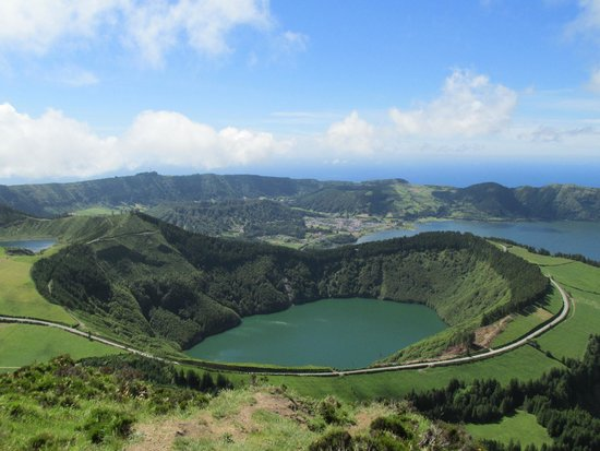 Josef Steininger Azoren Travel Experts: Sete Cidades
