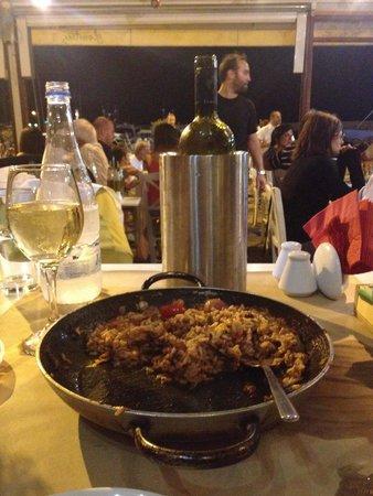Glossitses: Il fantastico risotto al polipo