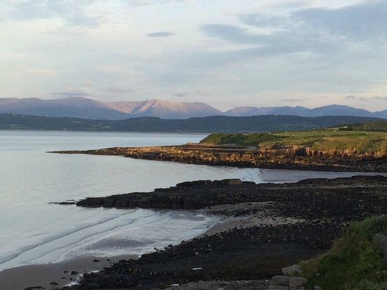 Arlanfor : View towards Snowdonia