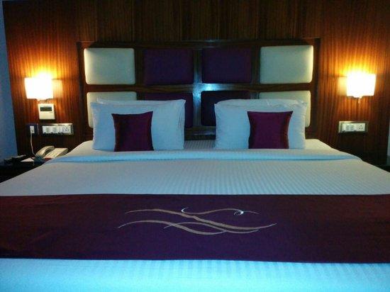 Citrine Hotel: Bed