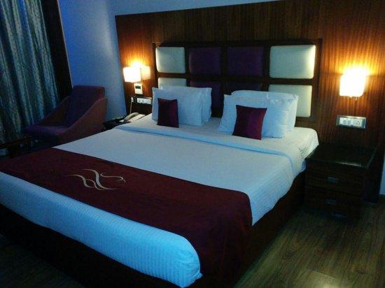 Citrine Hotel: Room
