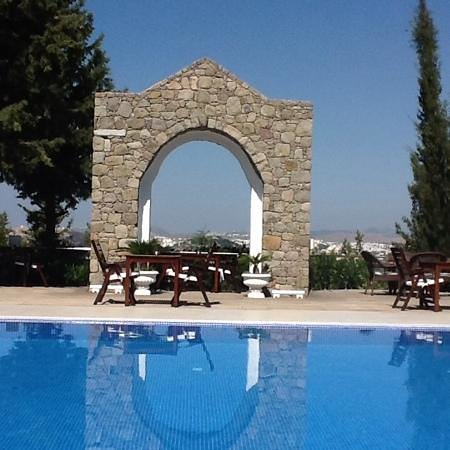 Hotel Manastir : piscine