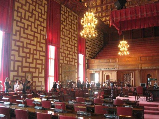 Ayuntamiento: Зал заседаний