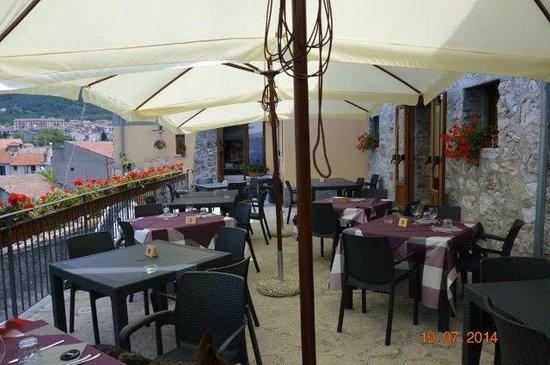 Domus Lafelia Restaurant