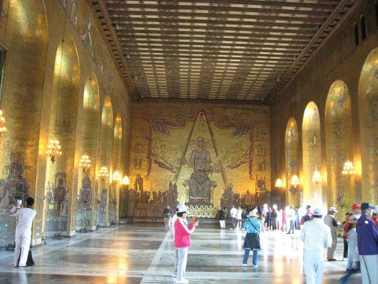 Ayuntamiento: Золотой зал