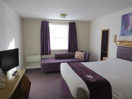 Premier Inn Liverpool (West Derby) Hotel: Room 7