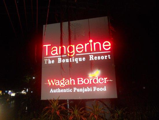 Tangerine Resort: TENGERIN HOTEL