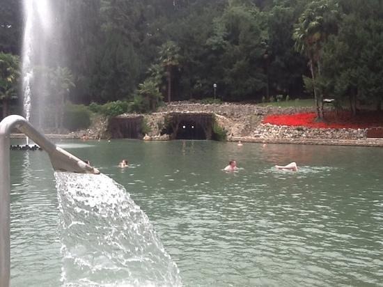 Villa dei Cedri: thermal park