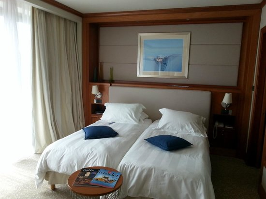 Arion, a Luxury Collection Resort & Spa: Bed