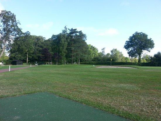 The Bell Inn: Golf Course