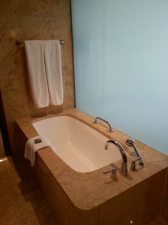 Arion, a Luxury Collection Resort & Spa : Bathtub