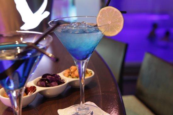 Hotel Oceania Paris Porte de Versailles: Cocktails au bar