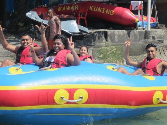 Private Driver in Bali - Made Dodi 'Family Team': Thubbing
