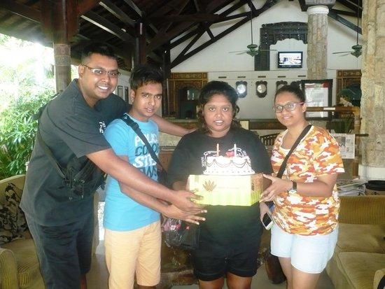 Private Driver in Bali - Made Dodi 'Family Team': Nita's B'day