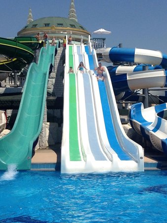 Delphin Imperial Hotel Lara: Waterpark
