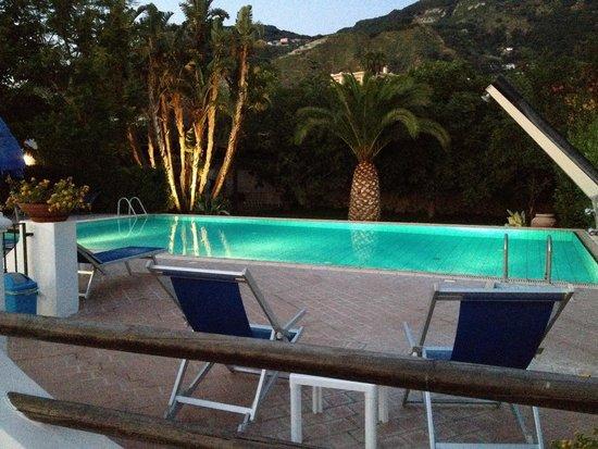 Residence San Domenico: La piscina