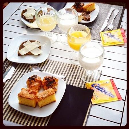 Hotel Boutique Horta d'en Rahola: Desayuno