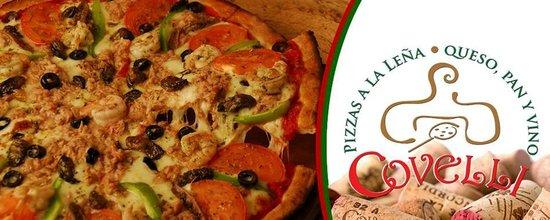 Covelli - Pizzas a la Lena