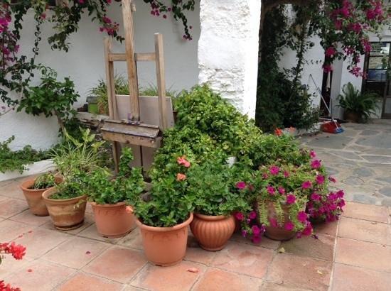 Hotel Boutique Horta d'en Rahola: Jardín