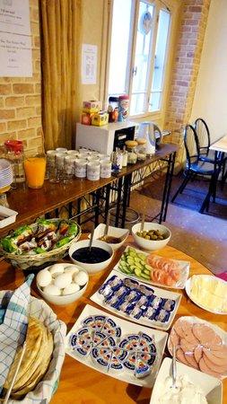 Sydney Hotel: Buffet Breakfast