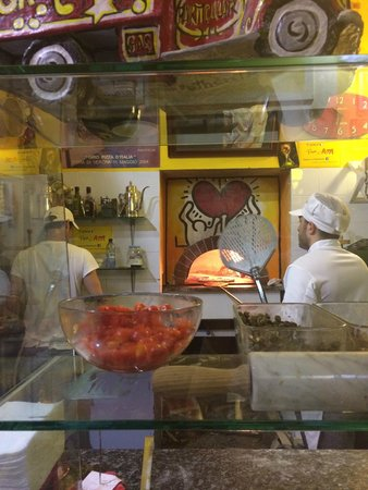 Pizza AM : il forno by Haring