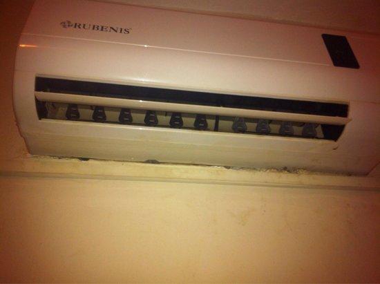 Hotel Centro Bodrum: air condition