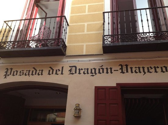 La Posada del Dragon: Boutique hotel Posada del Dragon