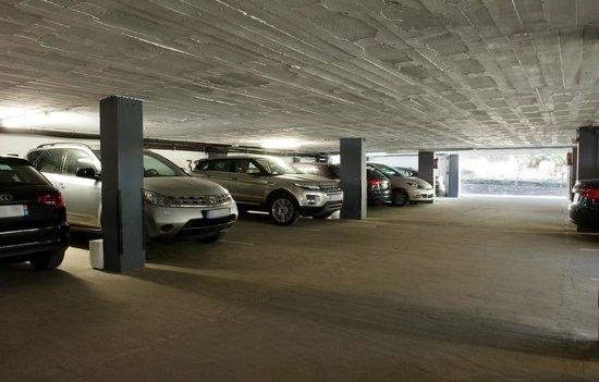 Hotel Playa Sol : Garages en el hotel