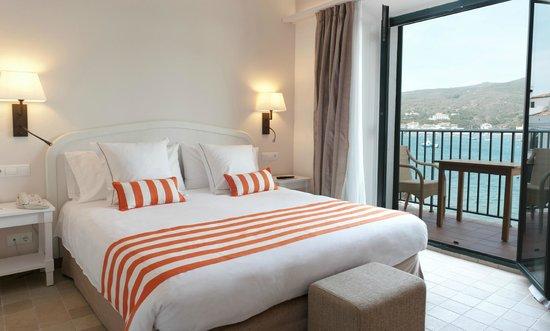 Hotel Playa Sol: Habitación vista mar confort