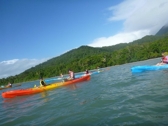 Cape Tribulation Sea Kayaking