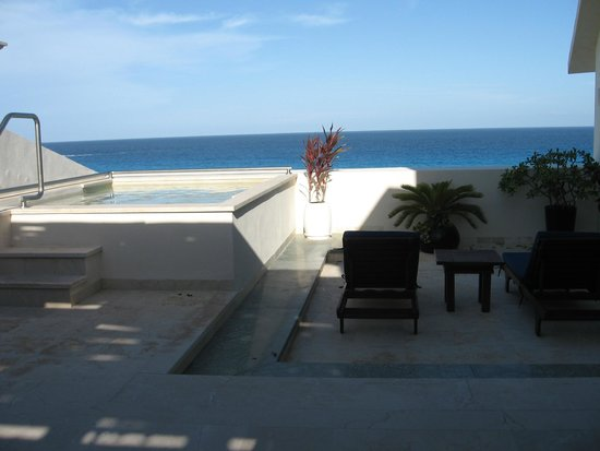 Plunge Pool On The Master Bedroom Balcony Picture Of