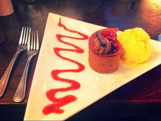The Rag Restaurant: Pudding