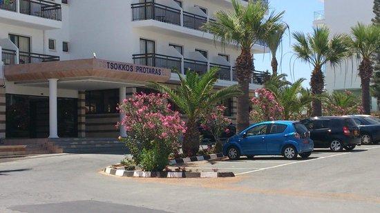 Tsokkos Beach Hotel: Tsokkos Protaras