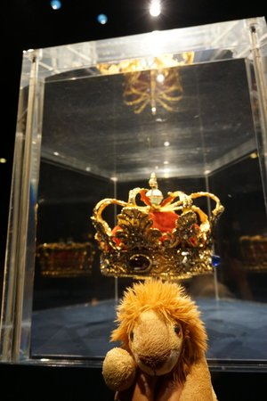 Château de Rosenborg : Crown Jewels