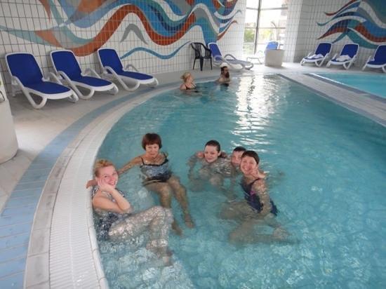 Danubius Hotel Helia: spa