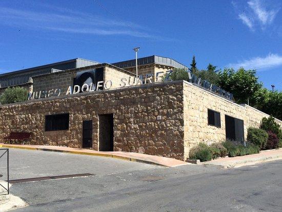 Museo de Adolfo Suárez y la Transición: Entrada principal