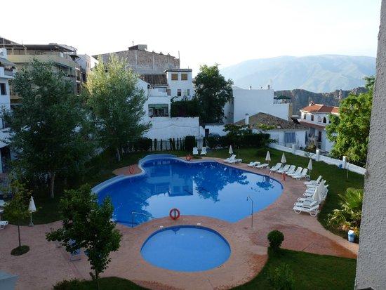 Andalucia Hotel: foto desde la habitacion