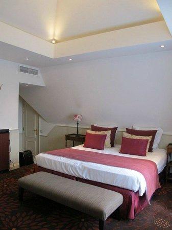 Hotel Prinsenhof Bruges : Superior Deluxe room