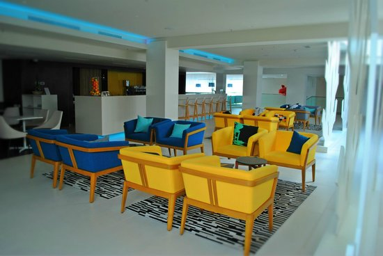 Park Plaza Belvedere Medulin: Hotel lobby