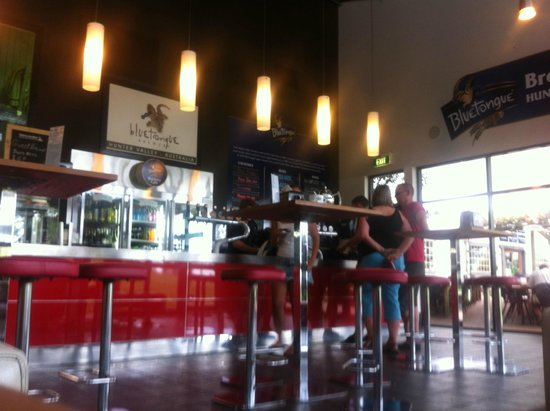 Hunter Valley Resort: cafe