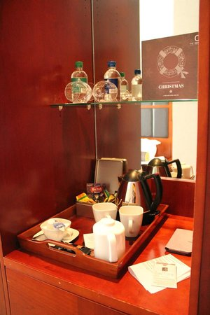 The Quay Hotel & Spa: Complimentary