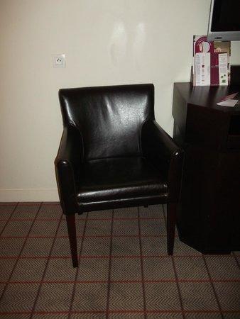 Mercure Deauville Centre : Le fauteuil
