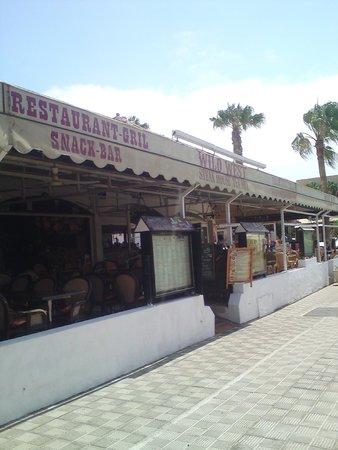 The Wild West Restaurant: wild west