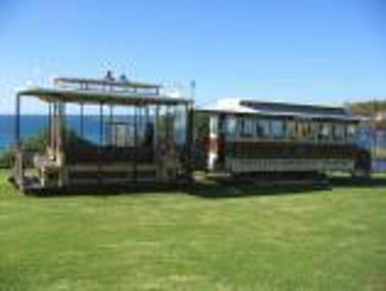 Portland Bay Holiday Park: Portland Cable Tram