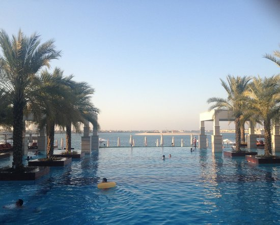 Jumeirah Zabeel Saray: Pool