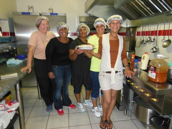 Restaurant josephine's: Chef's training by Josephine