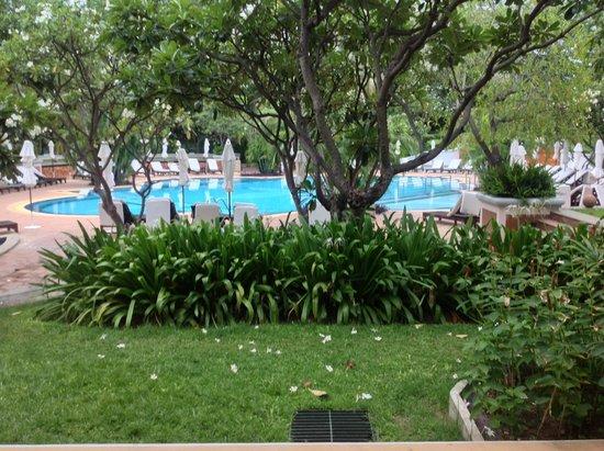 Centara Grand Beach Resort & Villas Hua Hin : vue de notre cchambre