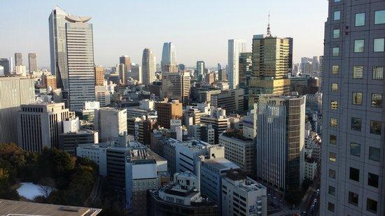 The Capitol Hotel Tokyu : VISTA HABITACION 01